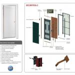 Puertas de seguridad - Ddk Interiores