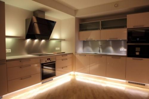Muebles de cocina Sevilla - Encimeras de madera Sevilla