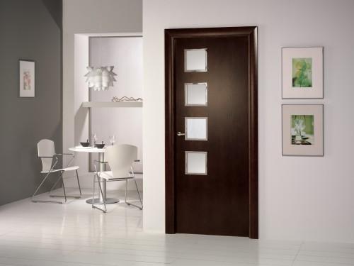 C mo elegir las puertas de interior de tu casa for Puertas de casa interior