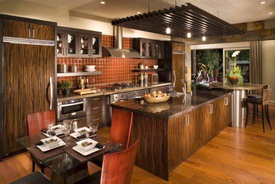 Los fabricantes de muebles de cocina se decantan por la madera