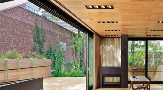 Fotos de techos de madera fotos de techos de madera for Techos de madera para exterior