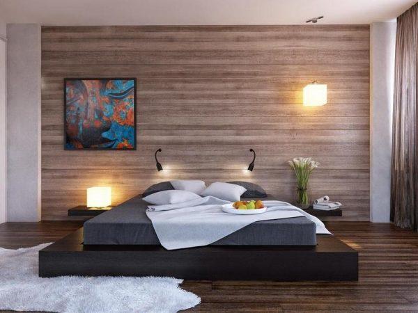 Madera para decorar las paredes una solucin elegante y efectiva