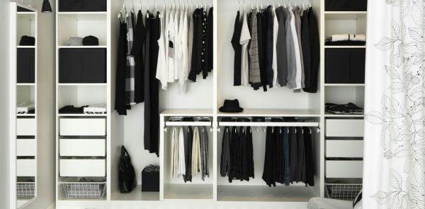 Qué es necesario para organizar el interior de armarios a medida de madera - Ddk Interiores